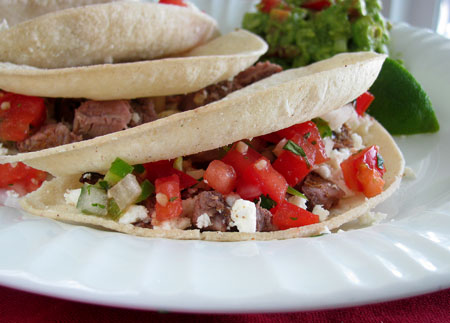 Leftover Steak Tacos Recipe