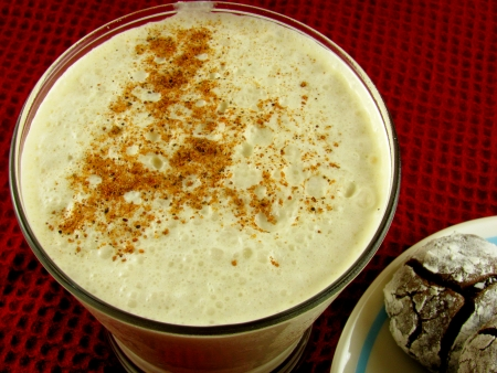 thai coffee eggnog blog size