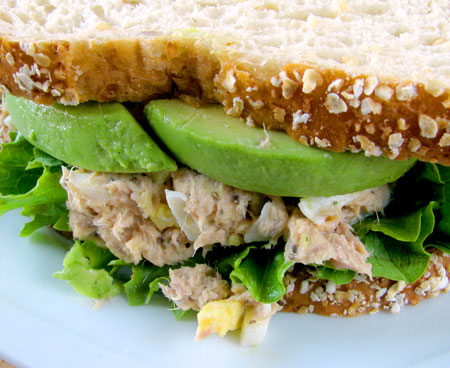 Tuna salad recipe for Tuna fish salad recipe with egg