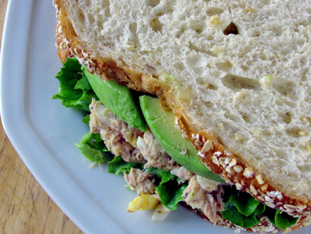 My Favorite Tuna Salad Recipe