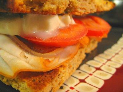 Epic Turkey Pesto Sandwich