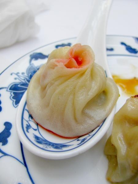 yank sing soup dumpling