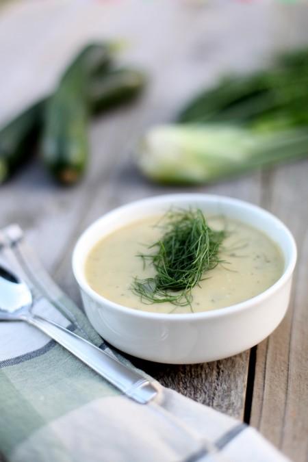 zucchini-fennel-soup