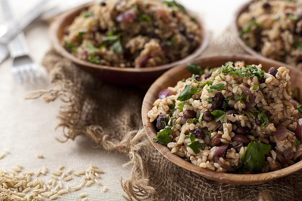 Hunger Challenge Rice and Beans Recipe