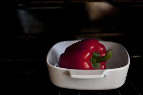 red-pepper-oven