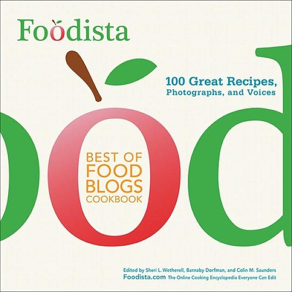 "Giveaway: Cookbook ""Foodista Best of Food Blogs"" (ends 3/26/12)"