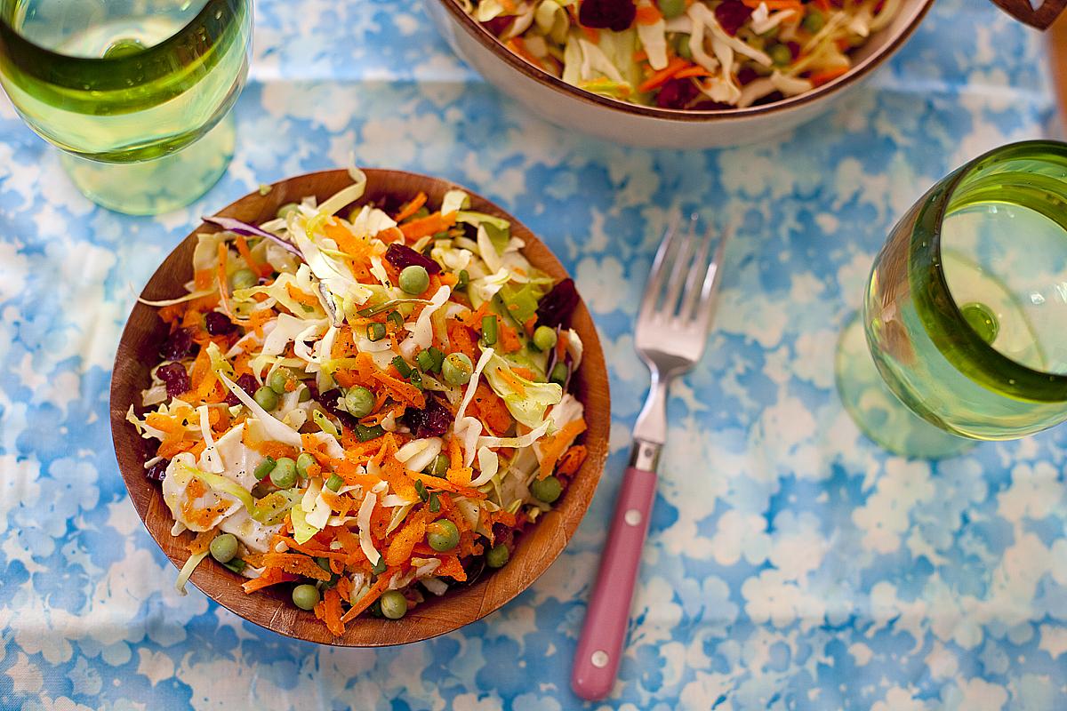Vegan Gluten Free Coleslaw Recipe
