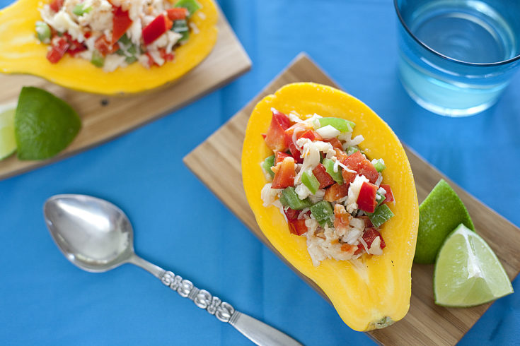 papaya-crab-salad