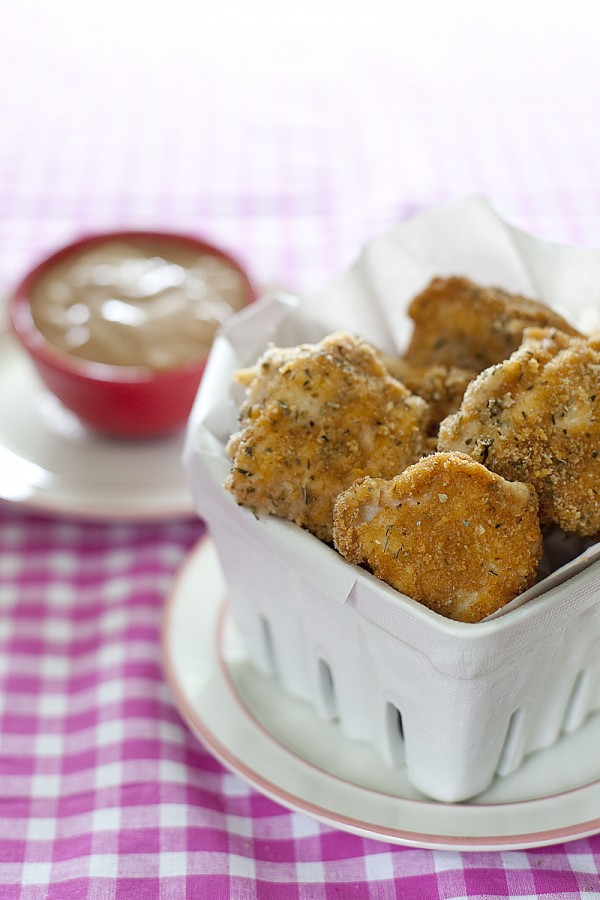 Healthy Chicken Nuggets For Picky Eaters