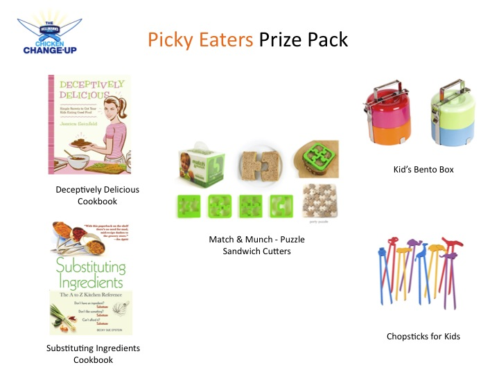 Picky Eaters Prize Pack Giveaway