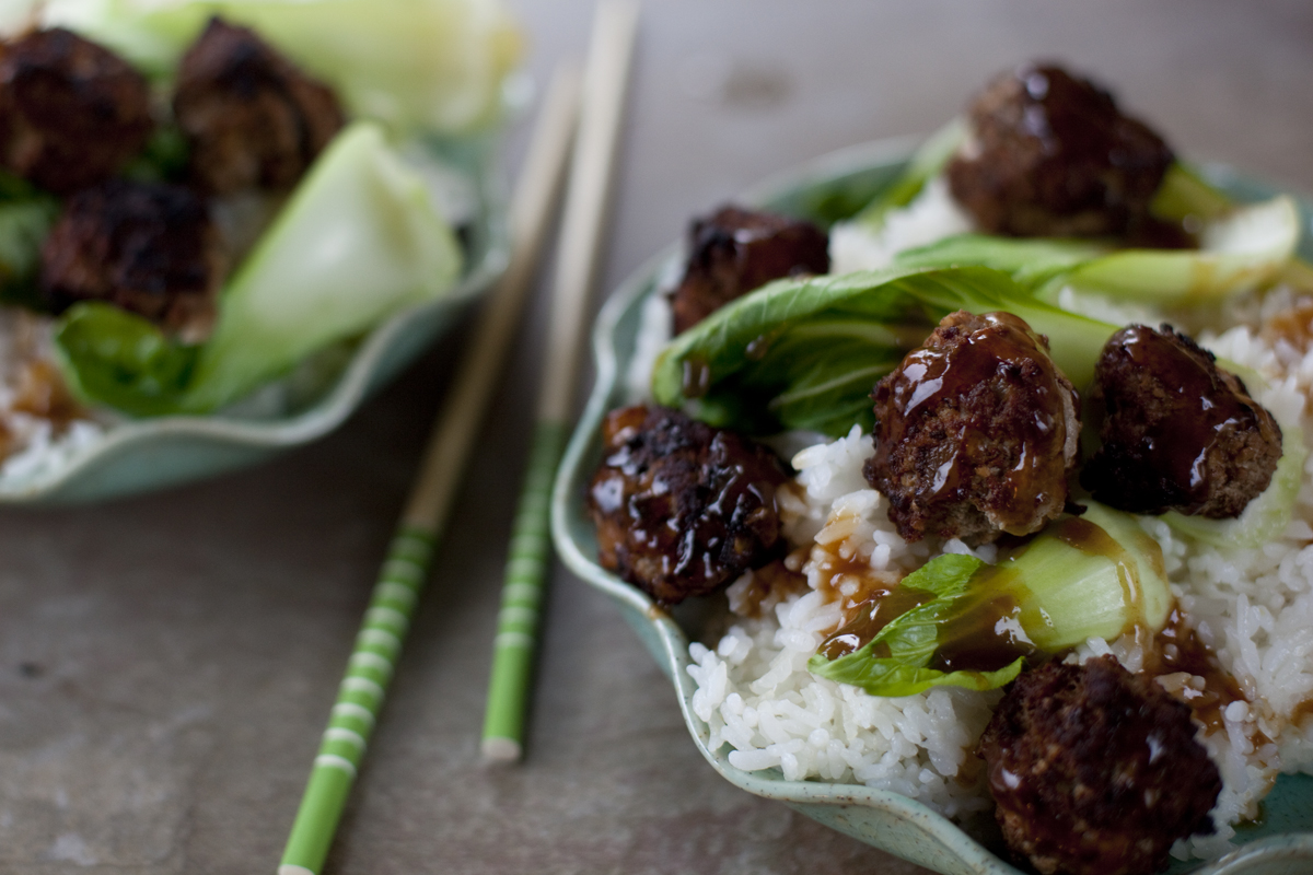 Chinese Meatball Recipe