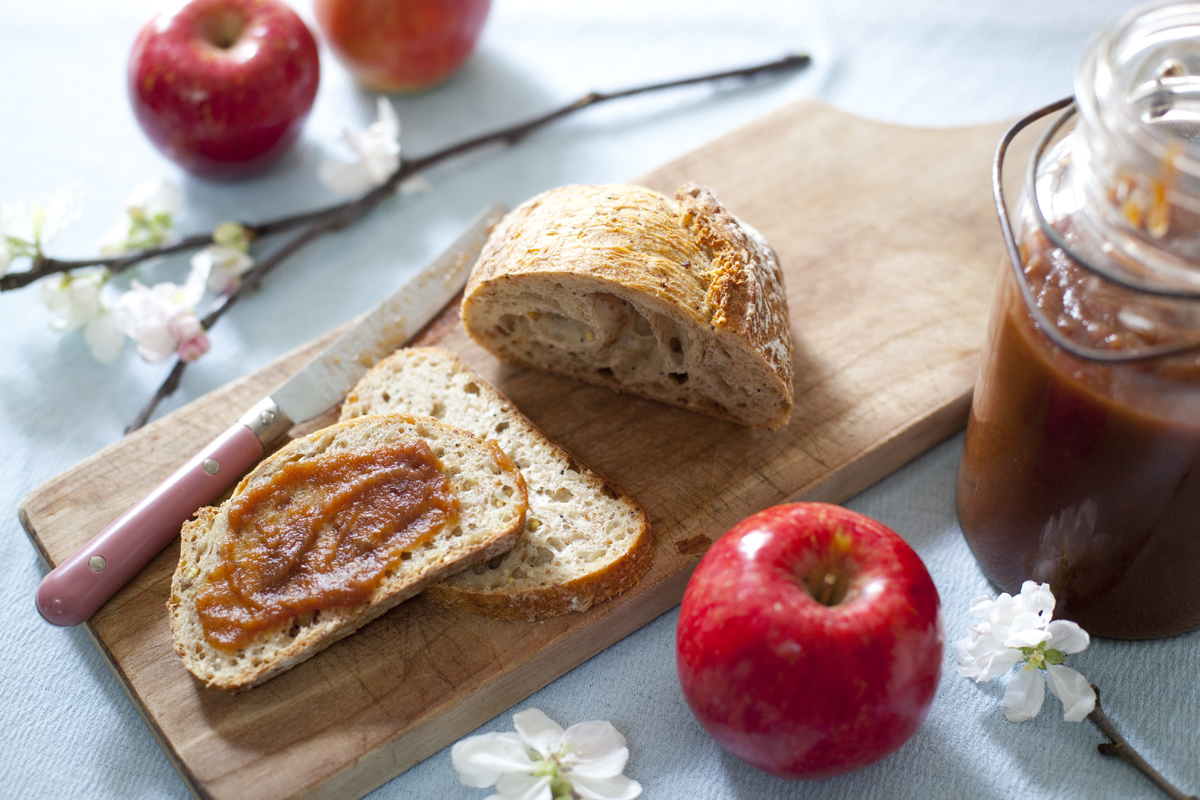 Sugar Free Apple Butter Recipe