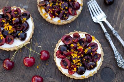 fresh-cherry-tart-recipe