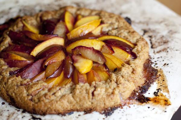 plum-nectarine-galette-recipe