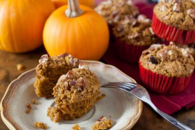whole-wheat-pumpkin-muffin-recipe