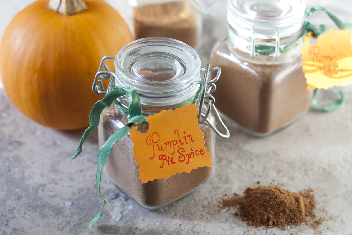 ... | homemade-pumpkin-pie-spice - Eating richly even when you're broke
