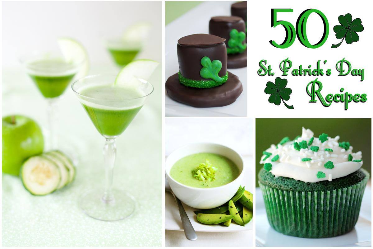 50+ St. Patrick's Day Recipes