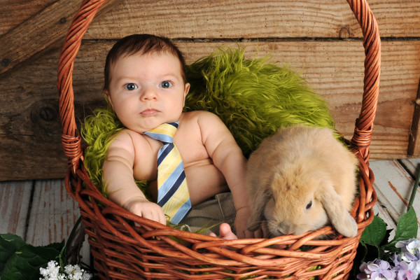 Baby-with-baby-bunny