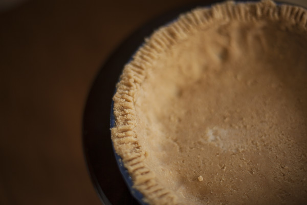 Whole Wheat Pie Crust Recipe - EatingRichly.com