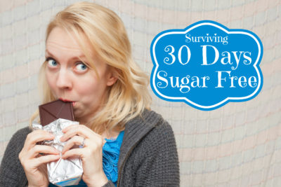 Can you survive 30 days sugar free? | EatingRichly.com