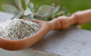 These aromatic seasoning salts are like a homemade herbamare and will enhance the flavor of any recipe. Great edible gift! | EatingRichly.com