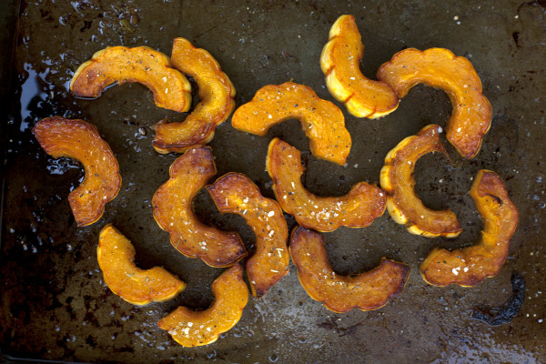 Roasted Delicata Squash Recipe