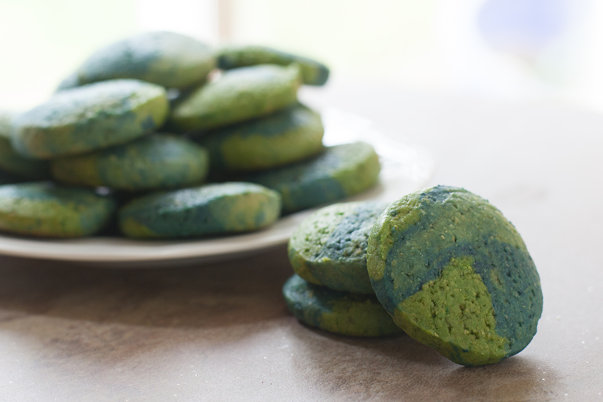 Seattle Seahawks Whole Wheat Sugar Cookies Recipe