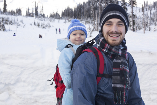 A Christmas snowshoe adventure at Mt. Rainier, with video! EatingRichly.com