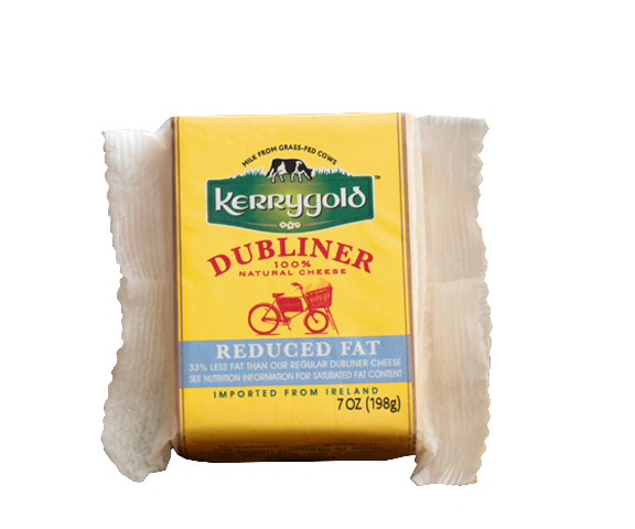 kerrygold reduced fat dubliner, same great taste!