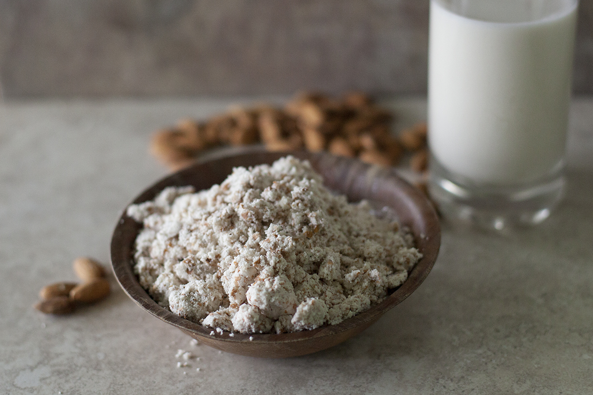 What to Do With Almond Meal Leftover from Homemade Almond Milk