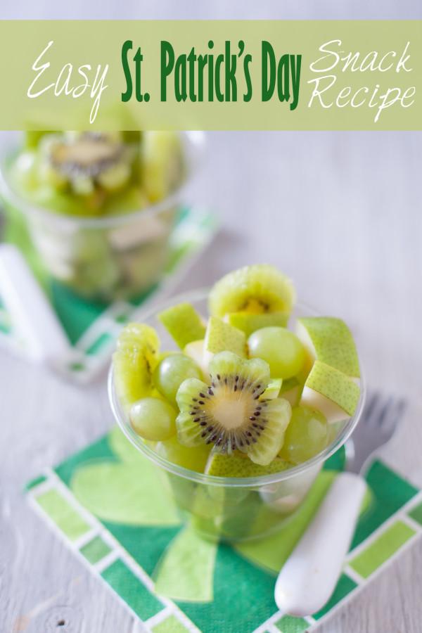 healthy fruit for kids green fruit