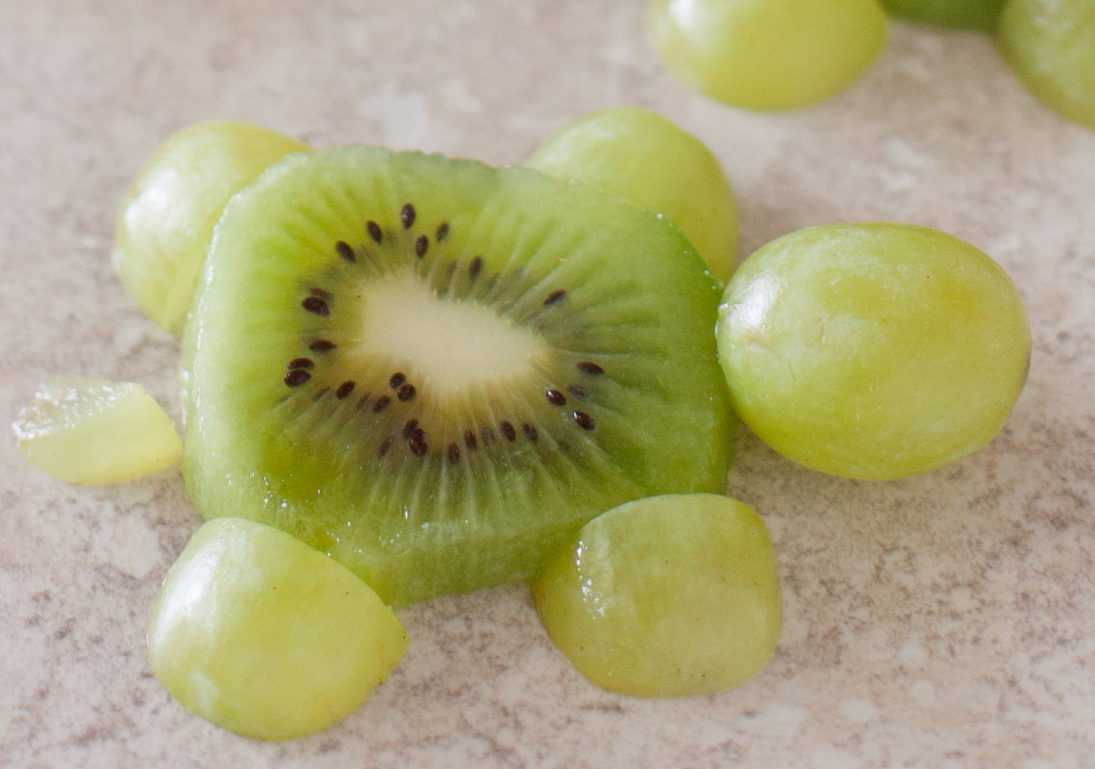 Cute Kiwi Turtles Kid Snack