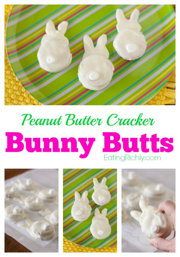 Peanut Butter Bunny Treat Recipe