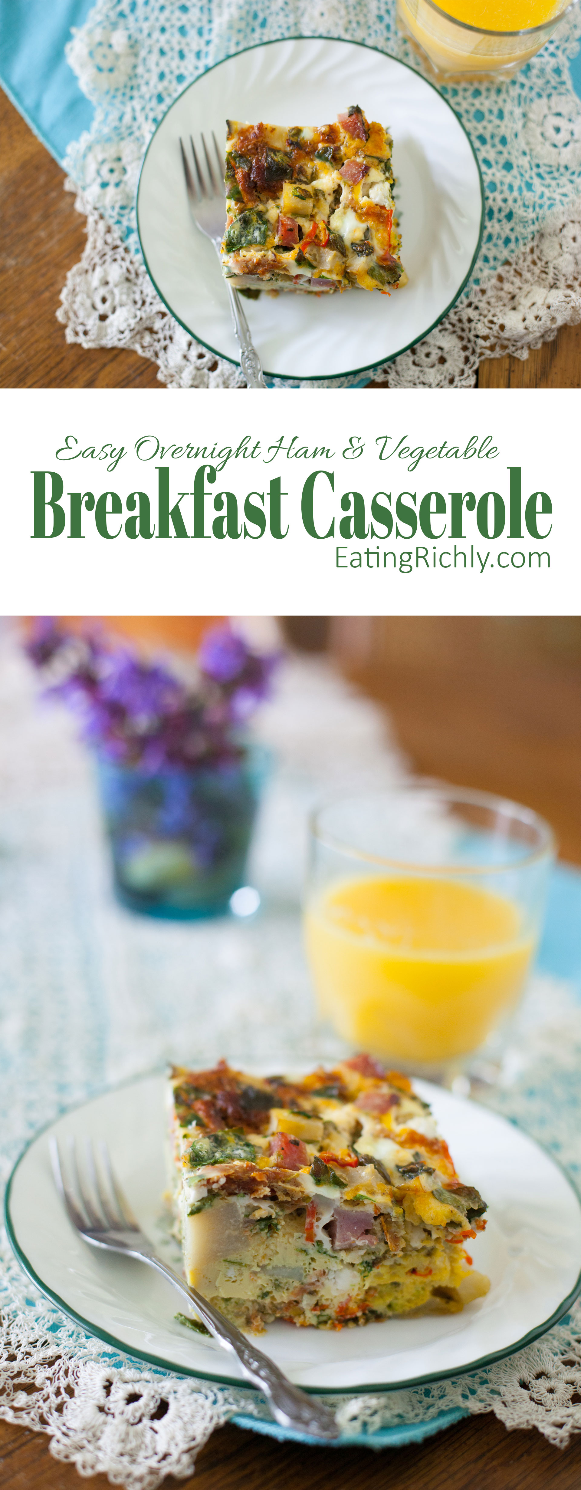 Breakfast casserole recipes easy overnight
