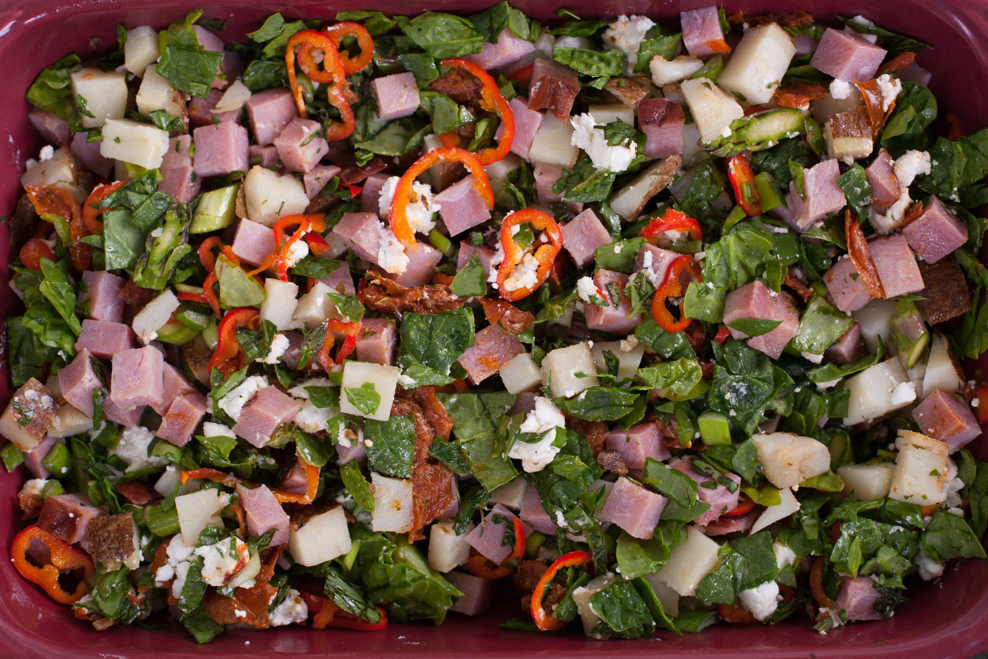 recipe: ham for breakfast healthy [25]