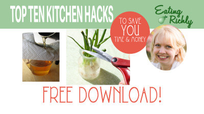 Top ten kitchen hacks to save YOU time and money