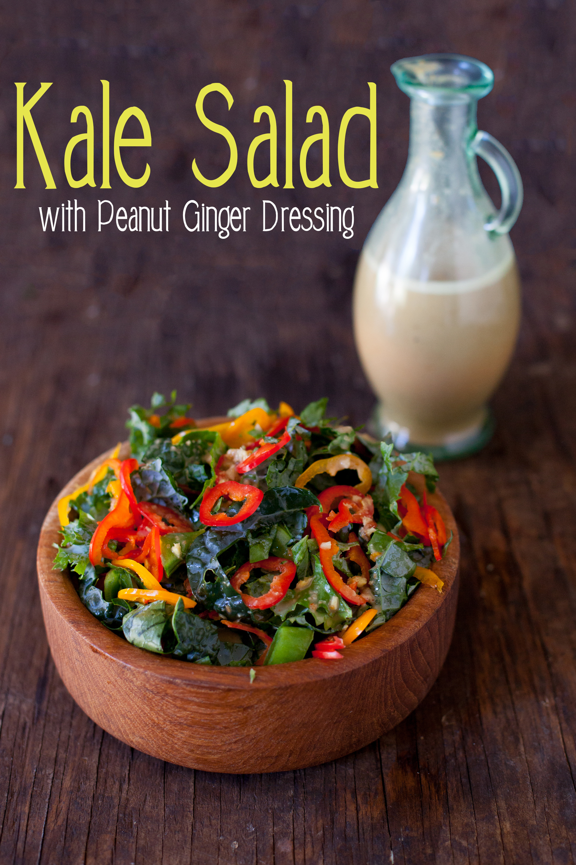 A Salad That Will Make You Crave Kale!
