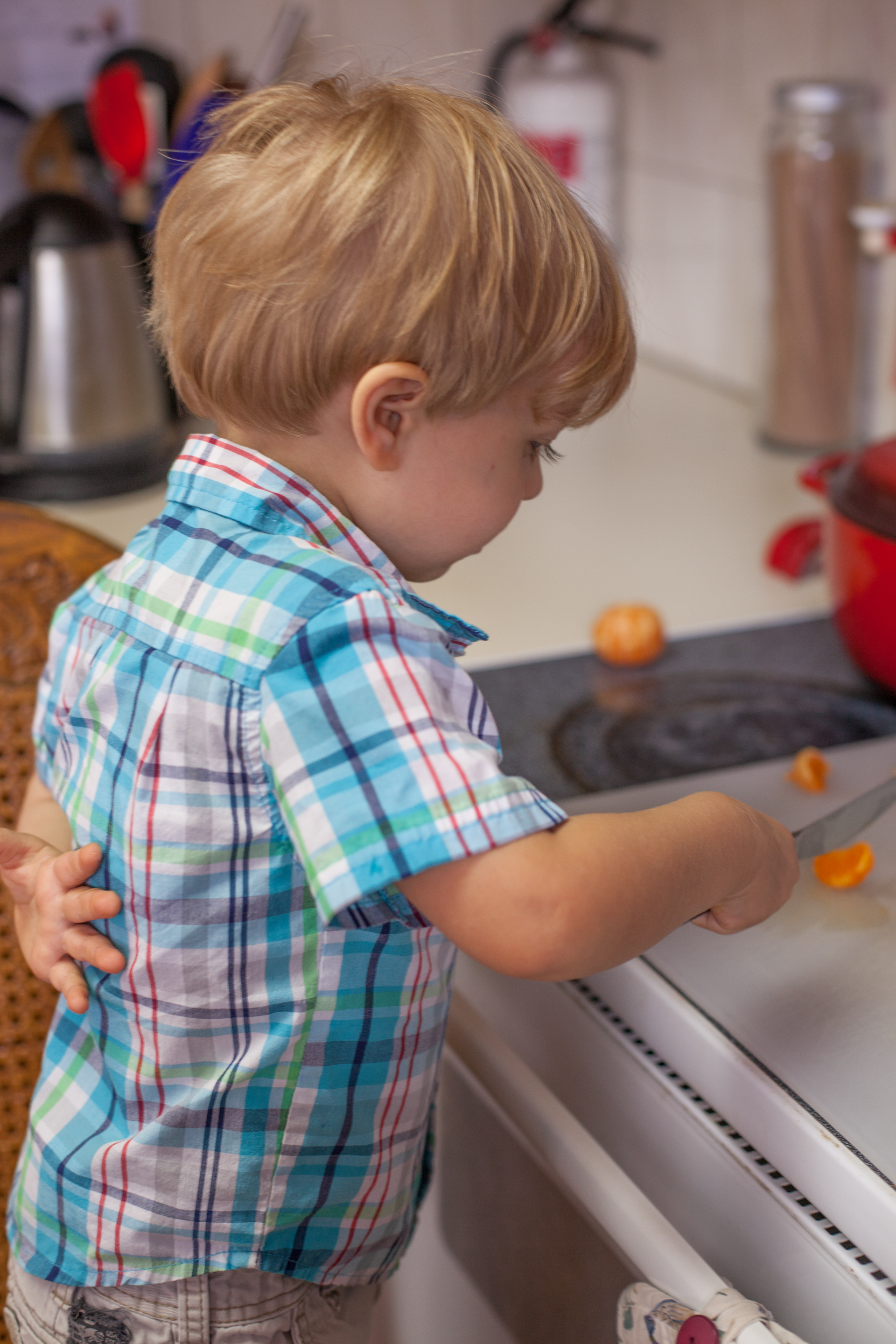 The Best Kids Kitchen Knife and Knife Safety For Kids
