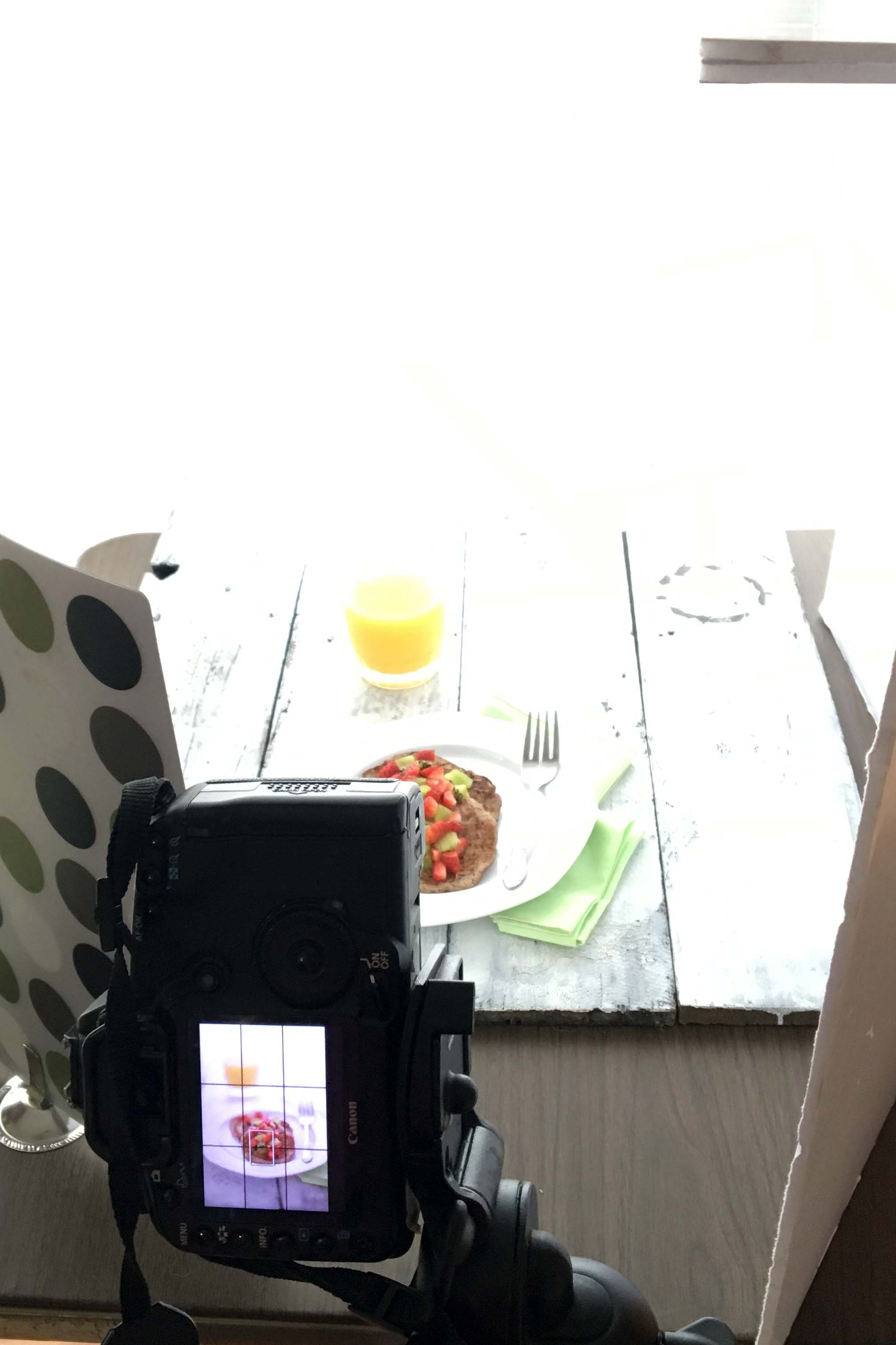 Food Photographer Tips and Tricks: Lighting and Silverware