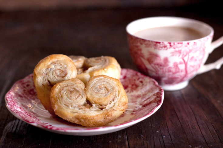 Pumpkin Pie Spiced Palmiers French Pastries Recipe