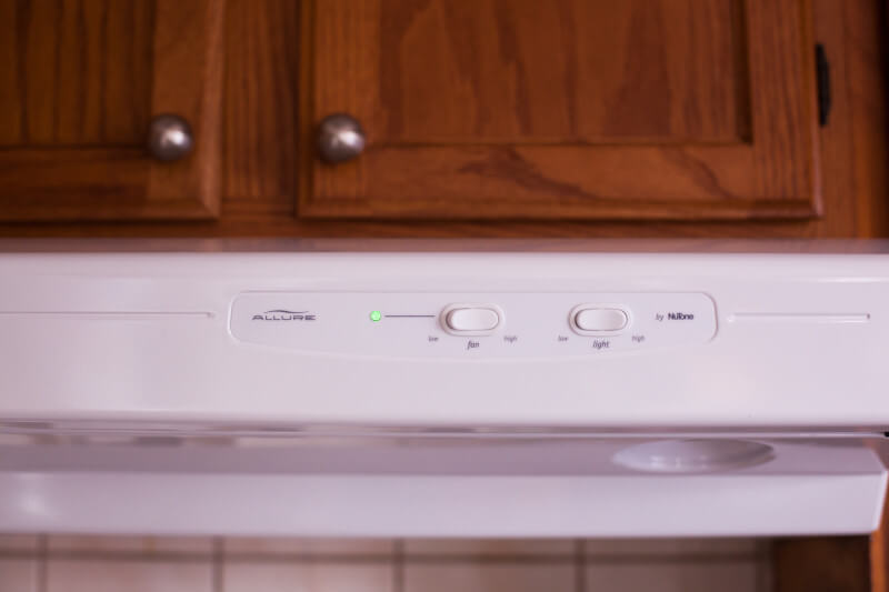 A good kitchen hood fan not only sucks out smells and smoke, but prevents moisture damage to your home. Part of our 5 Favorite Items for Small Kitchens. From EatingRichly.com