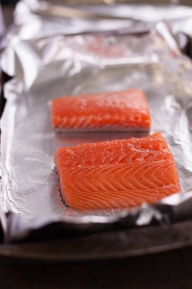 This Easy Salmon Recipe Is Simple Enough For A Toddler To Make! Kids Love  The