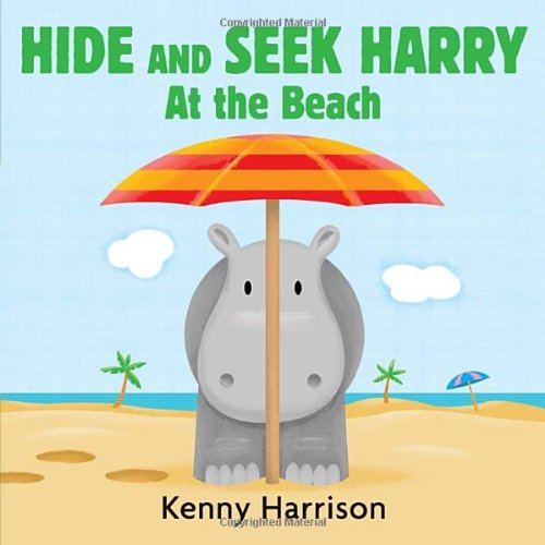 Hide and seek harry at the beach book