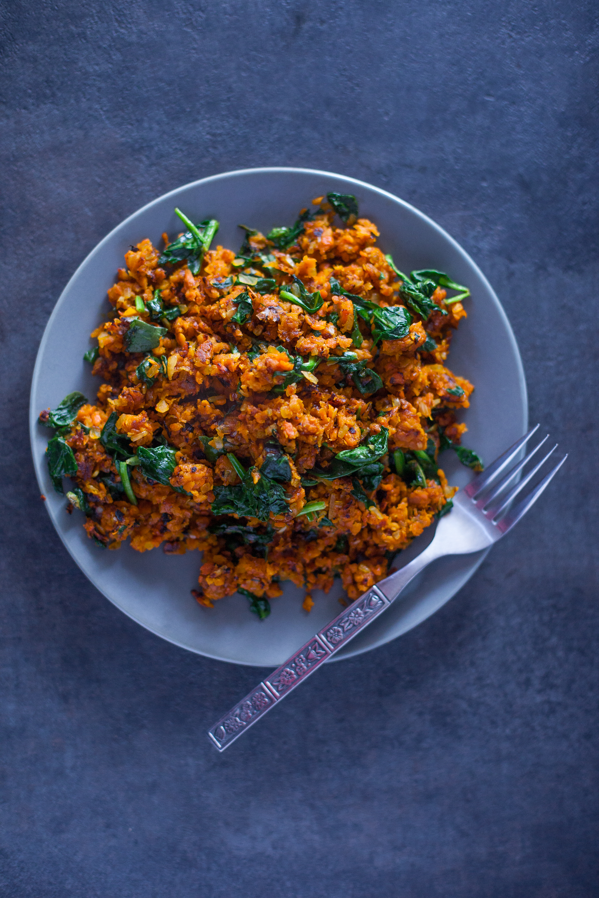 Paleo Sweet Potato Hash Recipe