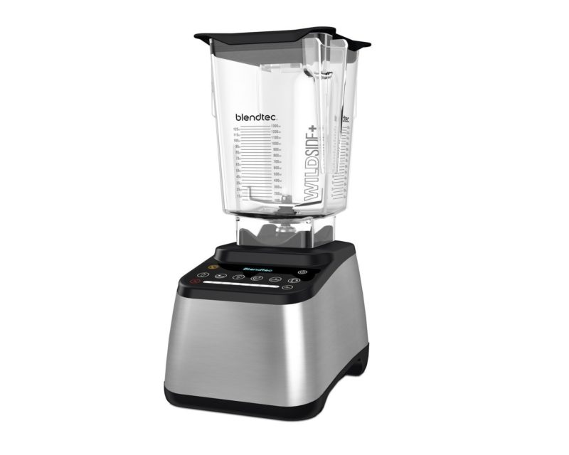 Blendtec Designer 725 review and giveaway (with Twister Jar!) Plus recipe for coconut chocolate macadamia nut butter.Just four ingredients & vegan, dairy free, & paleo. You will not believe how good it is! From EatingRichly.com