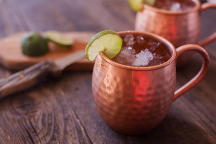 Traditional Moscow Mule Recipe