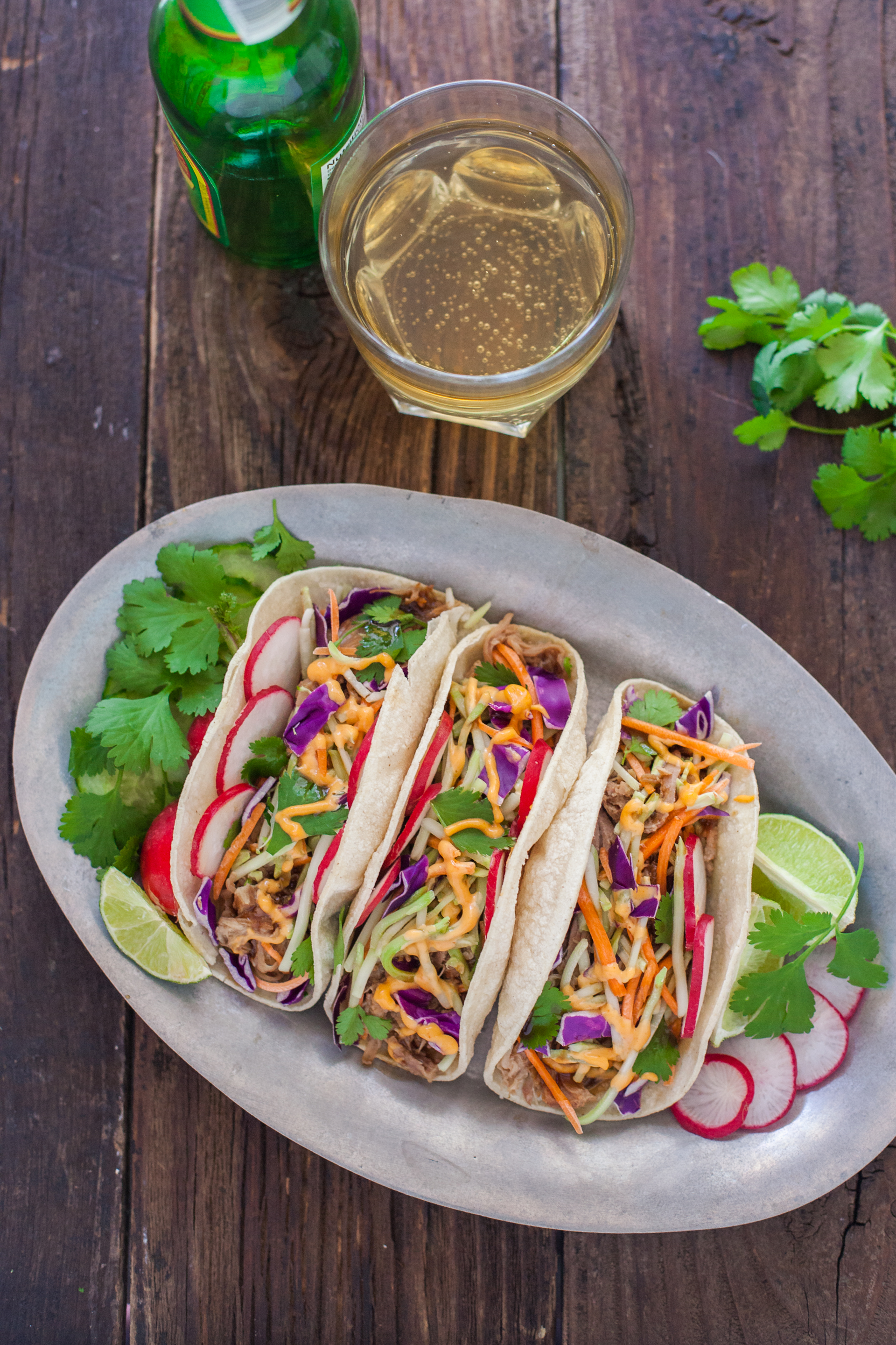 Korean Tacos Crockpot Recipe is to Die For!