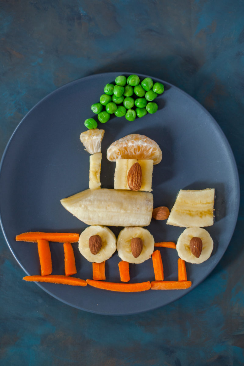 Easy Snack Idea For Kids