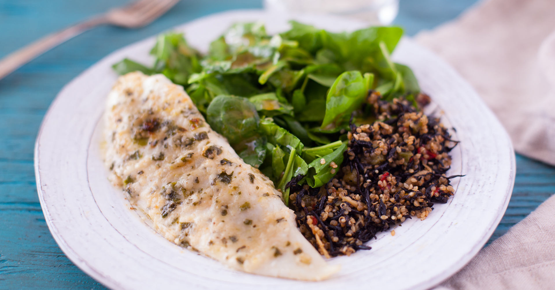 Best tilapia recipe 15 minute parmesan tilapia eating for Is tilapia a healthy fish to eat