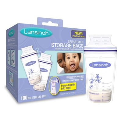 These are our favorite breastmilk storage bags for pumping. Check out all of our traveling and pumping tips on EatingRichly.com